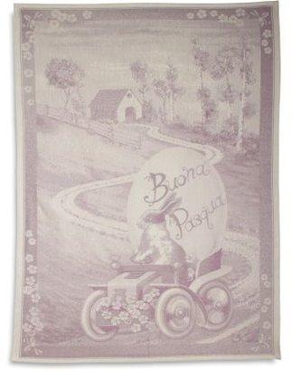 Sur La Table Buona Pasqua Jacquard Kitchen Towel