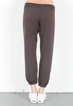 Feel The Piece French Terry Sweatpants in Utopia