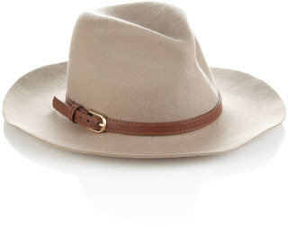 Accessorize Kate Belted Fedora