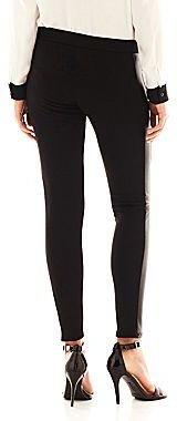 JCPenney Olsenboye® Tuxedo Leggings