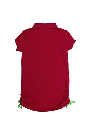Ralph Lauren Stretch Cotton Piqué Polo Shirt