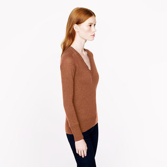 J.Crew Dream V-neck sweater
