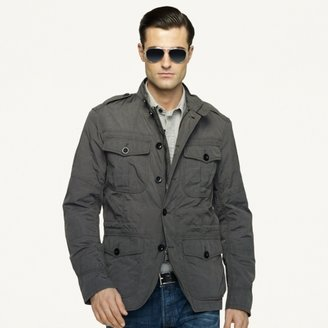 Ralph Lauren Black Label Denim Cadet Jacket