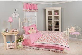 Pam Grace Creations Pam's Paisley Twin Bedding Set