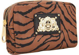 Juicy Couture Haute Hybrid EZ Cosmetic Case (Ginger Glaze Ziger) - Bags and Luggage