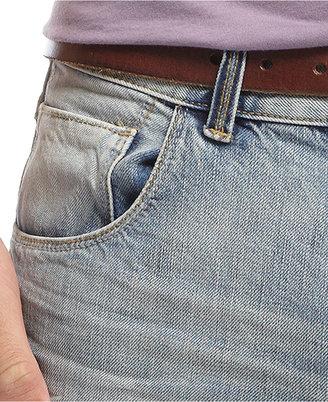 INC International Concepts Jeans, Drew Berlin Slim Straight Jeans