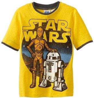Star Wars Boys Classic Short Sleeve Tee