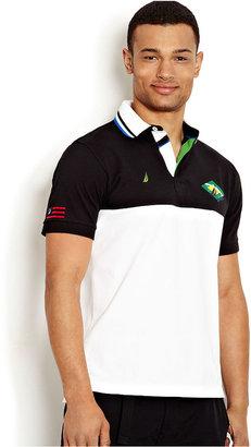 Nautica Shirt, Brazil Polo Shirt