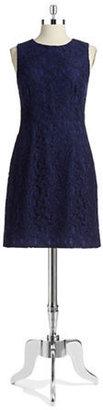 Cynthia Steffe Lace Shift Dress