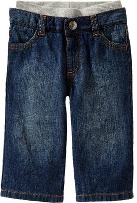 Old Navy Pull-On Ribbed-Waist Jeans for Baby