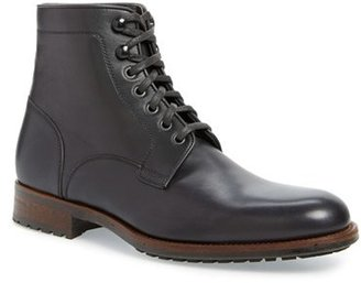 Men's Magnanni 'Marcelo' Plain Toe Boot $399 thestylecure.com