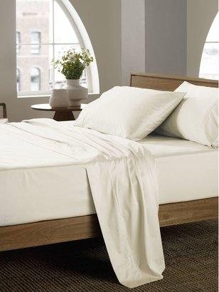 Sheridan 400 thread count vanilla square pillowcase
