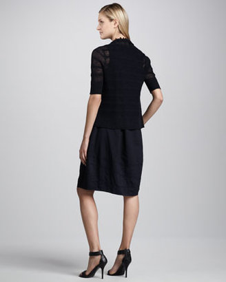 Eileen Fisher Sleeveless Lantern Dress