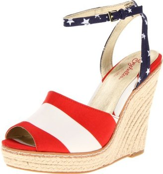 Seychelles Women's Lost Control Wedge Sandal