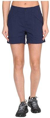 Royal Robbins Backcountry Short (Jet Black) Women's Shorts