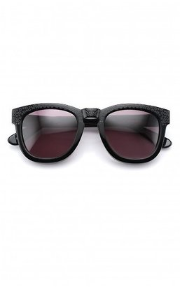 Wildfox Couture Sun Juliet Frame in Black as seen on Ashley Benson