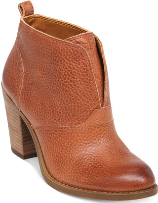 Lucky Brand Women's Ehllen Booties $139 thestylecure.com