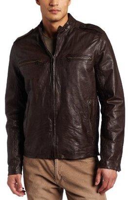 Levi's Leather Racer Jacket