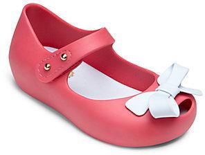 Mini Melissa Infant's Ultragirl Bow Mary Jane Flats