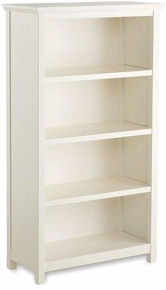 Pottery Barn Kids Cameron 4-Shelf Bookcase, Simply White