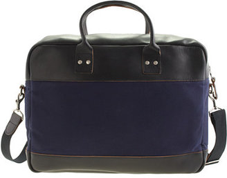 Billykirk for J.Crew padded briefcase