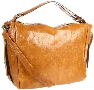 BCBGeneration Sadie Convertible Hobo (Dijon) - Bags and Luggage