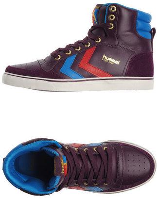 Hummel High-top sneaker
