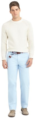 Brooks Brothers Clark Garment-Dyed Twill Chinos