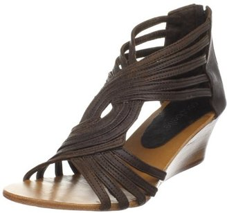 Cocobelle Women's Amalfi Wedge Sandal