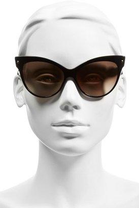 Christian Dior 'Mohotani' 58mm Cat Eye Sunglasses