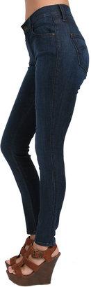 James Jeans James Twiggy 5 Pocket Legging in Carbonite