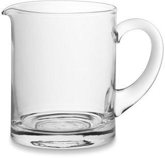 Williams-Sonoma Short Glass Juice Pitcher