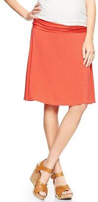 Gap Foldover skirt