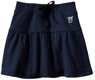 Gap Flounce sweatshirt skirt