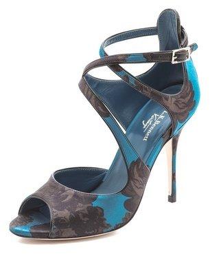 LK Bennett Serena Strappy Sandals
