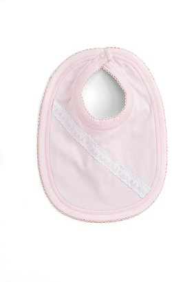 Royal Baby Infant's Ribbon-and-Dot Bib