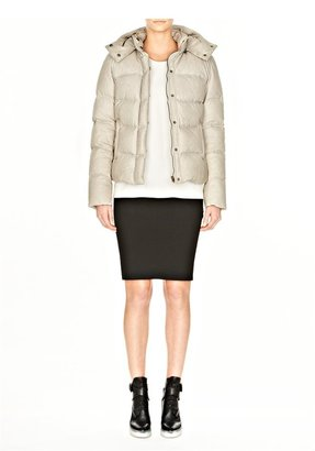 Alexander Wang Puffer With Removable Hood