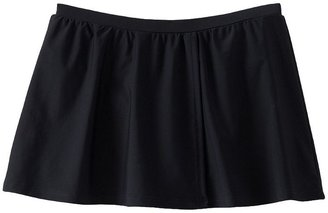 Croft and barrow hip minimizer solid skirtini bottoms