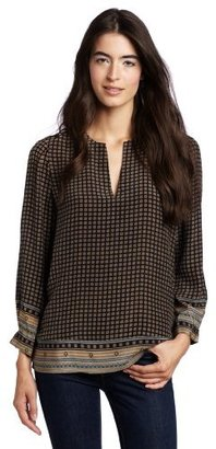 Joie Women's Amy Printed Blouse