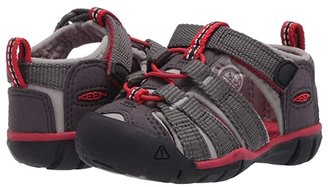 Keen Kids Seacamp II CNX (Toddler) (Magnet/Drizzle) Kids Shoes