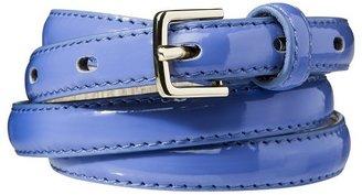 Merona Skinny Belt - Periwinkle Blue