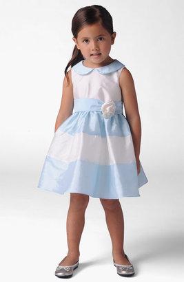 Us Angels Peter Pan Collar Dress (Little Girls)