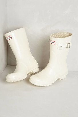Anthropologie Hunter Mid-Rise Wellies