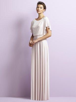 Jy - Jenny Yoo - JY511 Dress in Blush $239 thestylecure.com