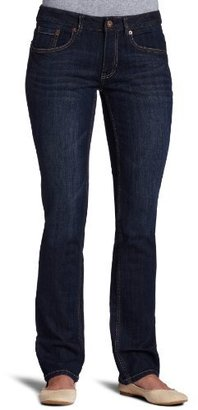 Dickies Women's Relaxed Fit Straight Leg Jean