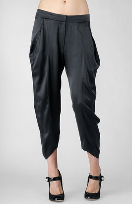 Rich & Skinny Harem Trouser - Black