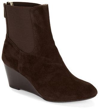 Adrienne Vittadini Karol Wedge Ankle Boots