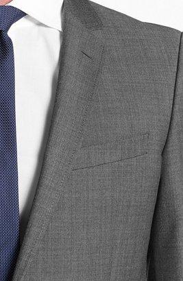 HUGO 'Aiko/Heise' Trim Fit Wool Suit