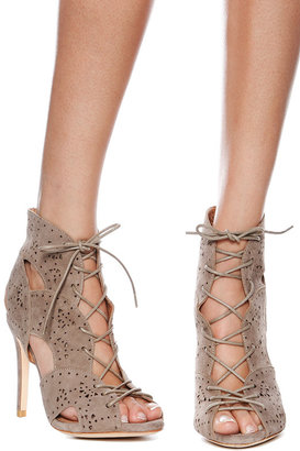 Joie Raquel Cut Out Lace Up Shoe