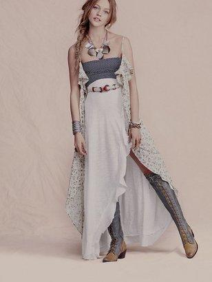 Free People Cascade Convertible Skirt